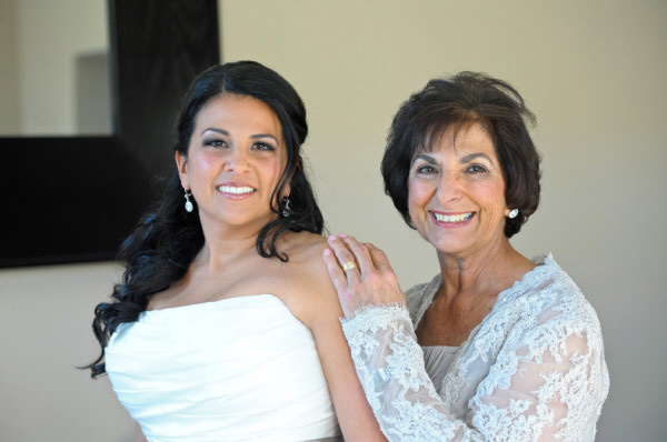 Nina and Mom – Bridal Makeup - Makeup Artistry After Photo
