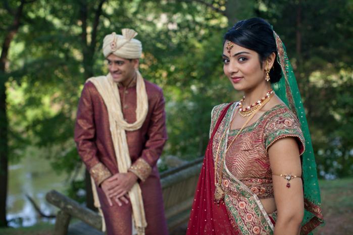 Prachi – Indian Bridal Makeup - Makeup Artistry After Photo