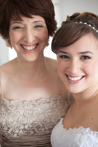 Rachel and Mom – Bridal Makeup - Makeup Artistry After Photo
