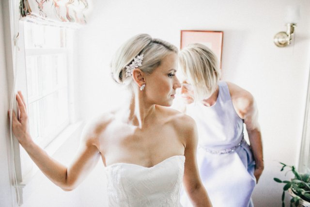 Bridal makeup for Longmeadow MA backyard estate wedding