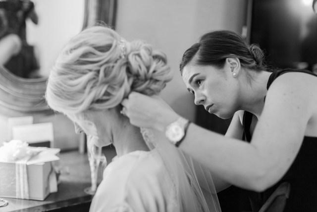 Christy & Co. hair designer, Chelsea