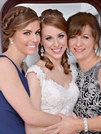 Wedding Portfolio – Megan1 - Makeup Artistry After Photo