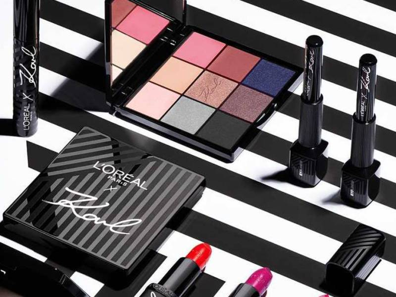 Fashion House Makeup Collaborations