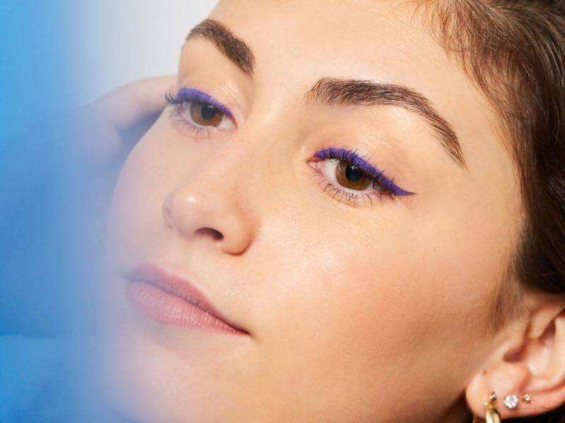 Winged Eyeliner Tips From Erin Parsons