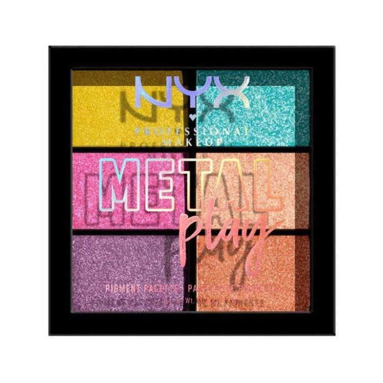 nyx-metal-palette
