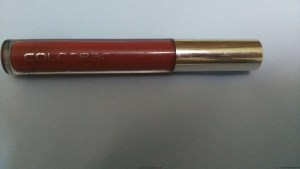 Colorbar True Gloss Lip Gloss in Nectar Orange