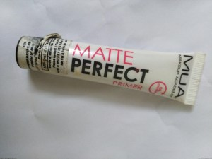 MUA Matt Perfect Primer