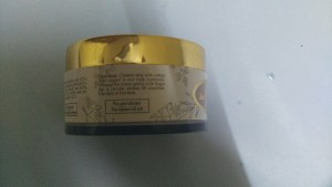 Just Herbs Af'fair Skin Lightening Night Cream