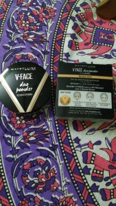 Maybelline V Face Duo Powder