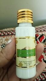 Varshvan Green Tea & Monsoon Flower Face Lotion in Reverie Feel Box