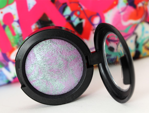 MAC Tropica Mineralize Eye Shadow