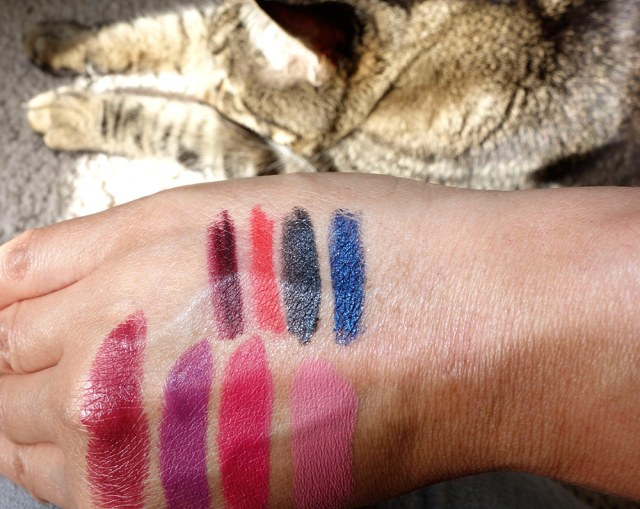 MAC Magic of the Night Lipsticks, Lip Pencils and Pearlglide Liners