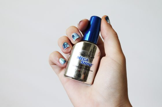 Sally Hansen Mega Shine Top Coat