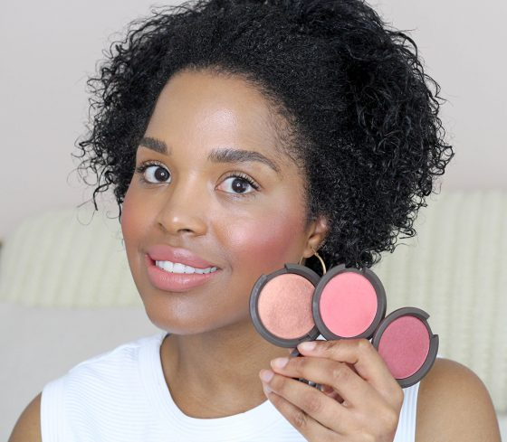 becca luminous blush