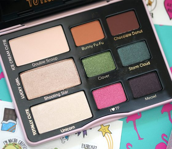 too faced- totally cute inside