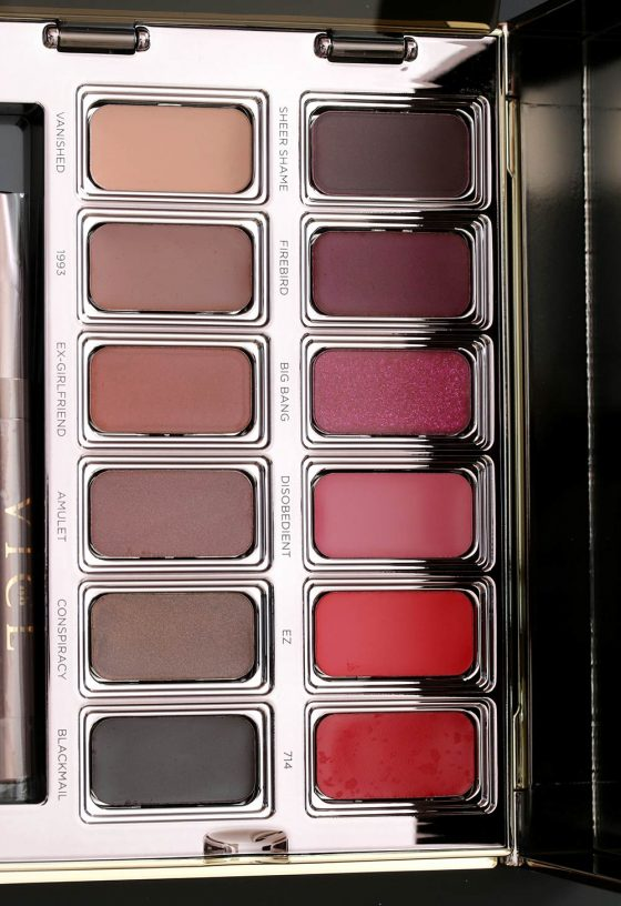 urban decay vice lipstick palette blackmail 1