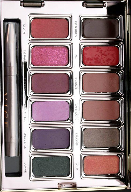 urban decay vice lipstick palette junkie