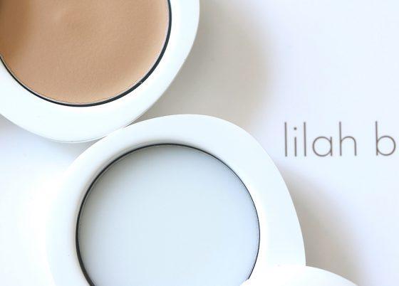 lilah b concealer b radiant lip balm