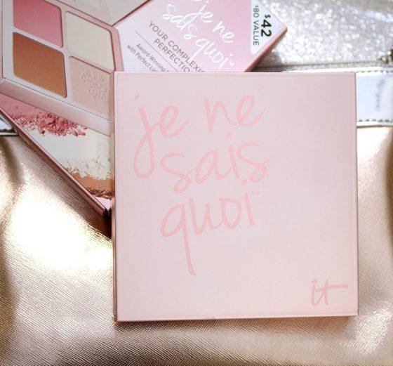it cosmetics holiday 2016 je ne sais quoi complexion perfection