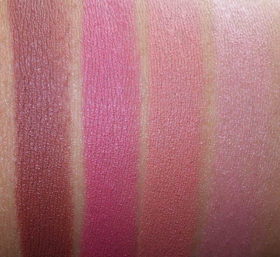 mac nude lipstick kit swatches