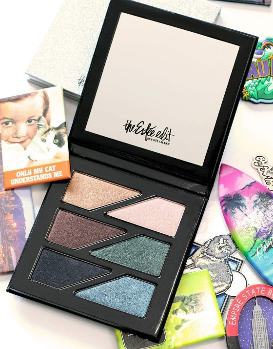 estee edit gritty eye palette