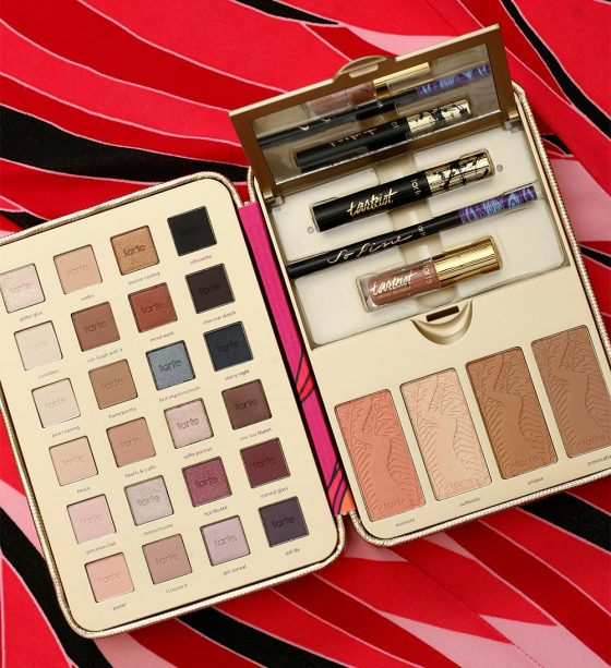 tarte holiday 2016 pretty paintbox