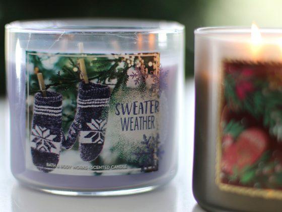 bath body works sweater weather