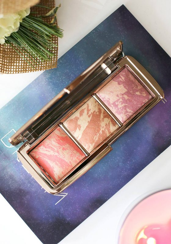 hourglass ambient light blush palette 2016
