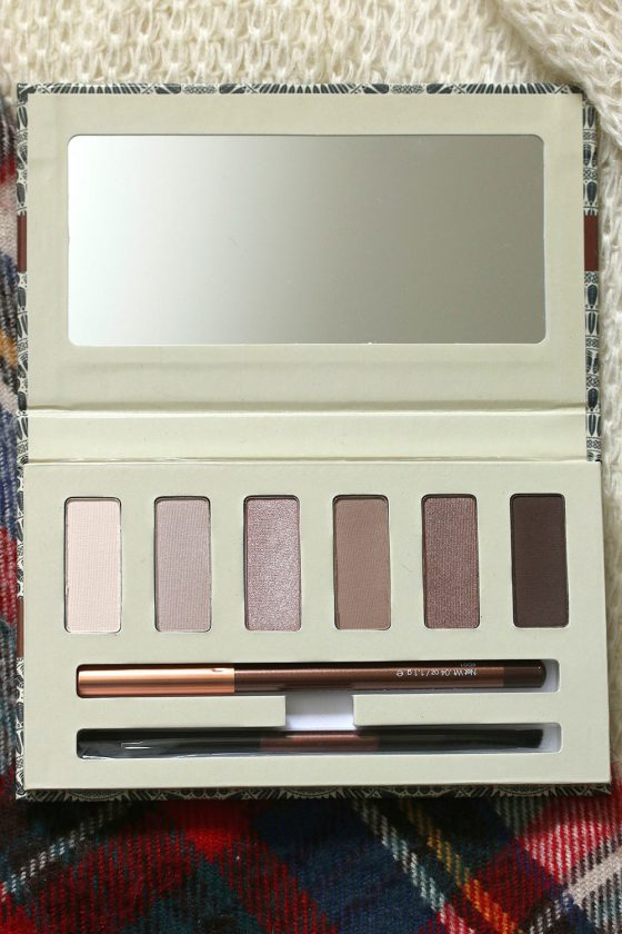 mineral fusion enchanted eye palette