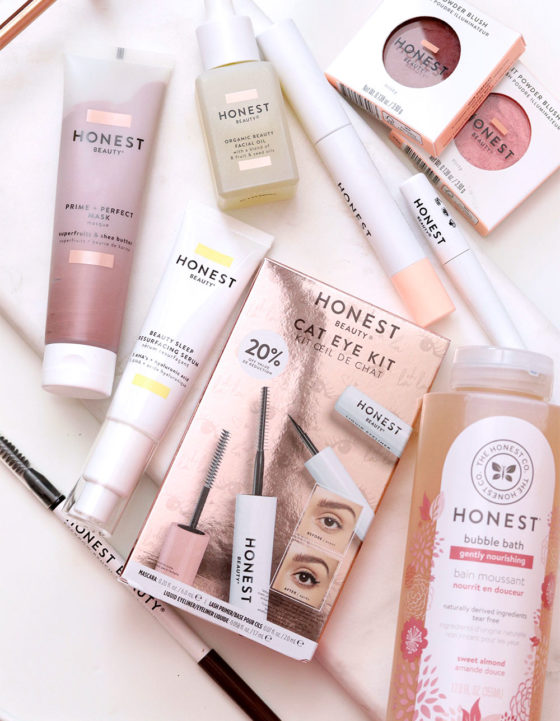 Summer Faves and Raves: Skin Care and Makeup From Honest Beauty