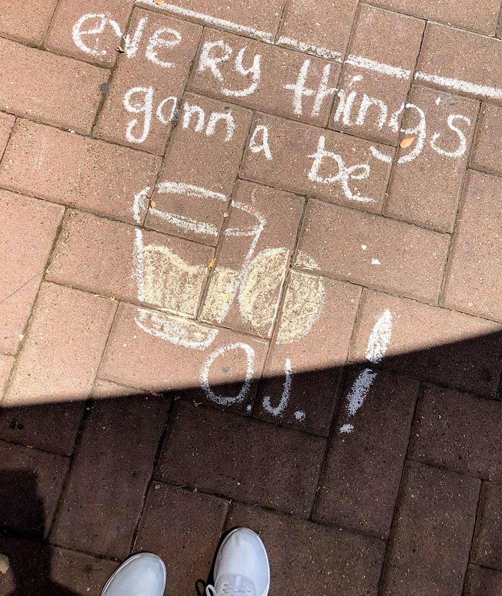 everythings gonna be oj