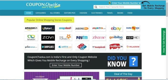 CouponChaska.com Website Review