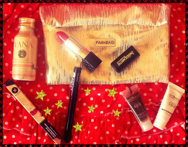 Fab Bag July 2015: The Red Carpet