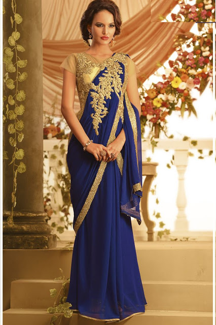 Saree Gown To Impress With Our Event Ideas