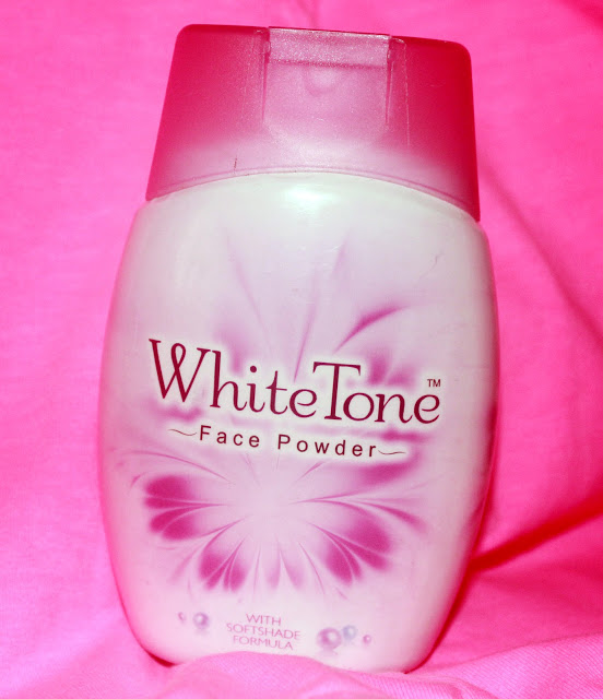 White Tone Face Powder Review