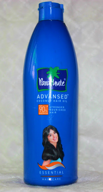 Parachute Advanced Coconut Hair Oil Review