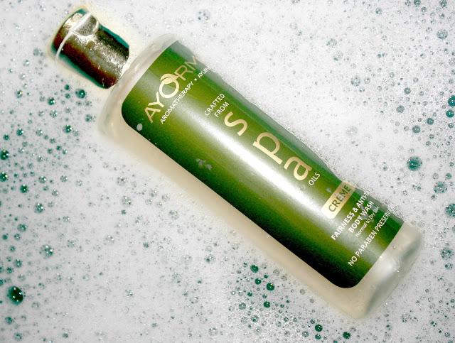 Ayorma Fairness & Anti-Tan Creme Body Wash Review