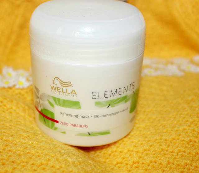 Wella Elements Renewing Mask Review