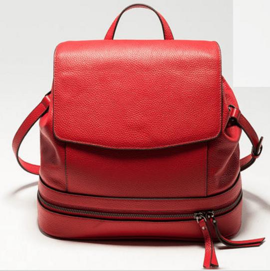 My 3 Most Favorite Cowhide Leather Handbags Under $150