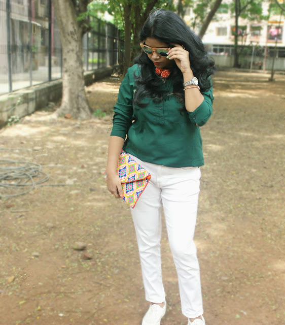 India Independence Day: Tri Color OOTD