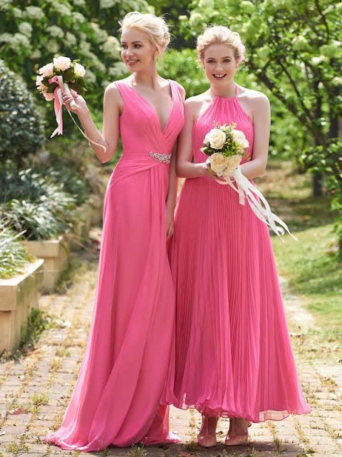 Best Bridesmaid Dress Tips For Curvy Girls: Ericdress