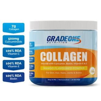 gradeone collagen supplement