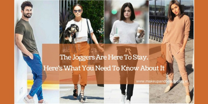 The Joggers Are Here To Stay. Here's What You Need To Know About It