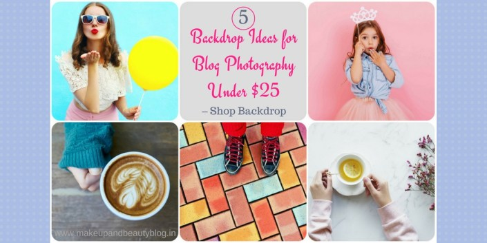5 Backdrop Ideas for Blog Photography Under $25 – Shop Backdrop