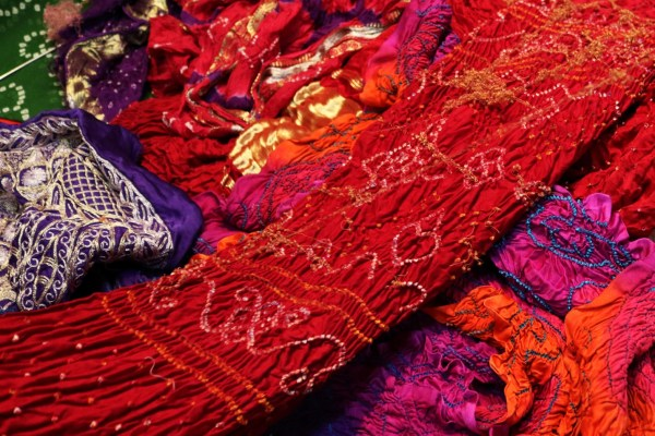 All About Bandhni Silk Sarees