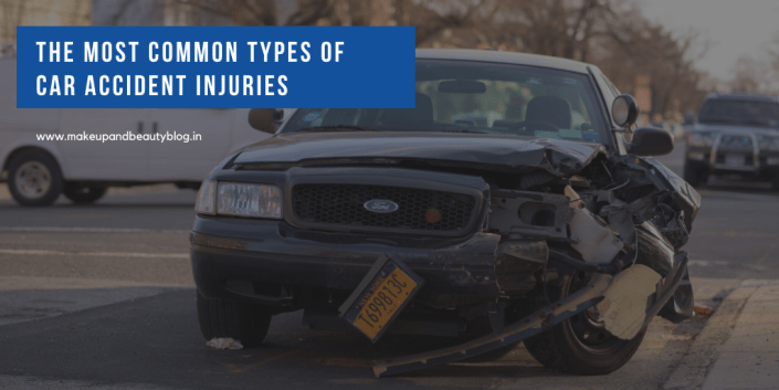 The Most Common Types of Car Accident Injuries