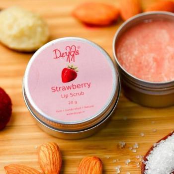 Deyga Strawberry Lip Scrub