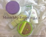Product Empties for the month #01