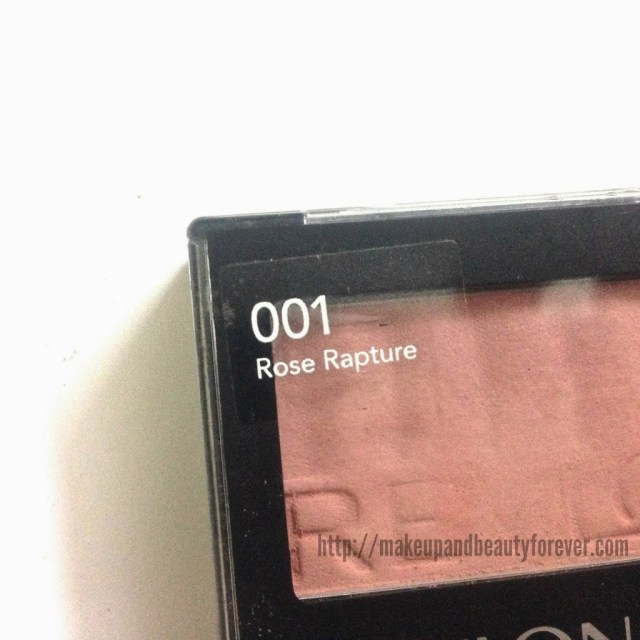 Revlon Matte Powder Blush - Rose Rapture 001
