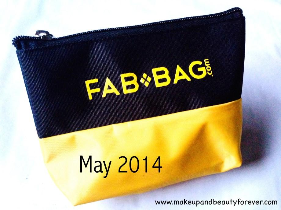 Fab Bag - May 2014